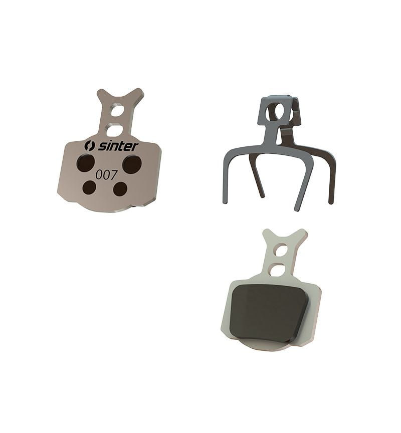- Zavorne ploščice Sinter za Formula R0, R1, C1, T1, CR3, RX, RR1, The One, Mega, CURA, Oval - OPTIBIKE