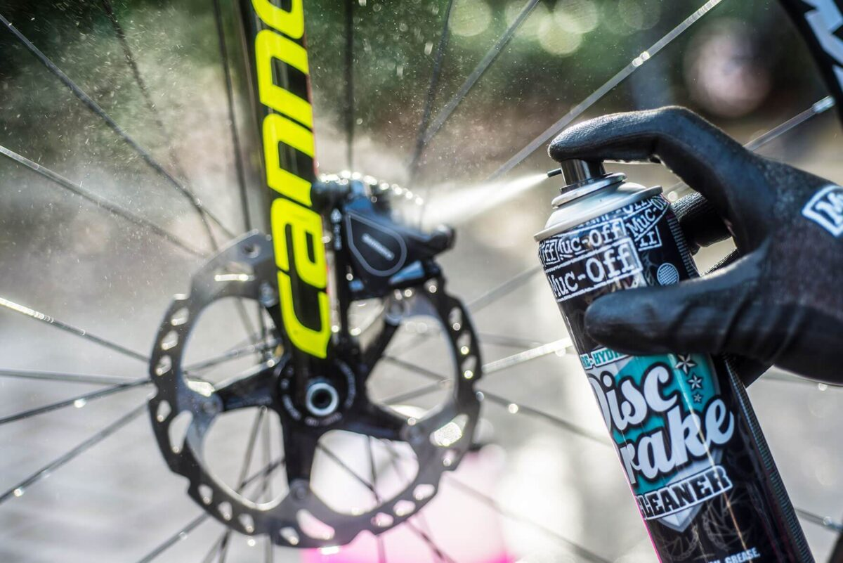 - Muc-Off Disc Brake Cleaner, čistilo za disk zavore - OPTIBIKE