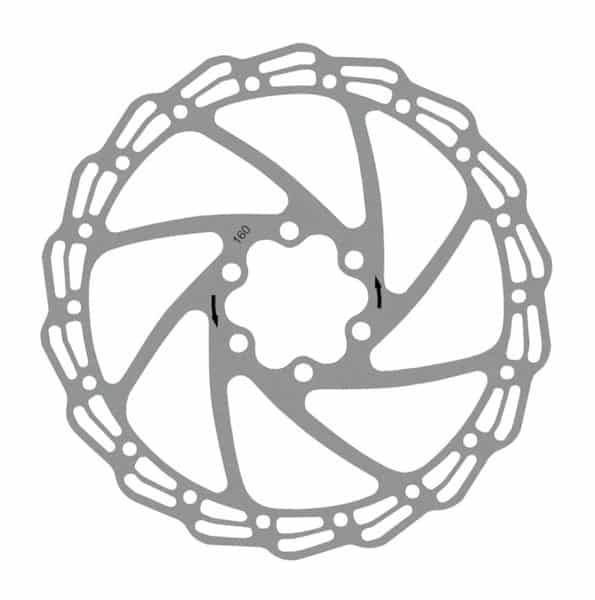 Zavorni disk Extend 160 mm