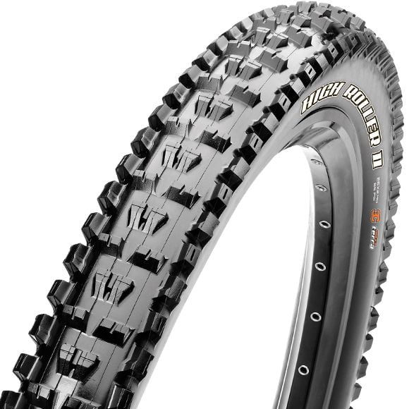 - MAXXIS High Roller II 27.5x2.40 DH TR 3C Maxx Grip - OPTIBIKE