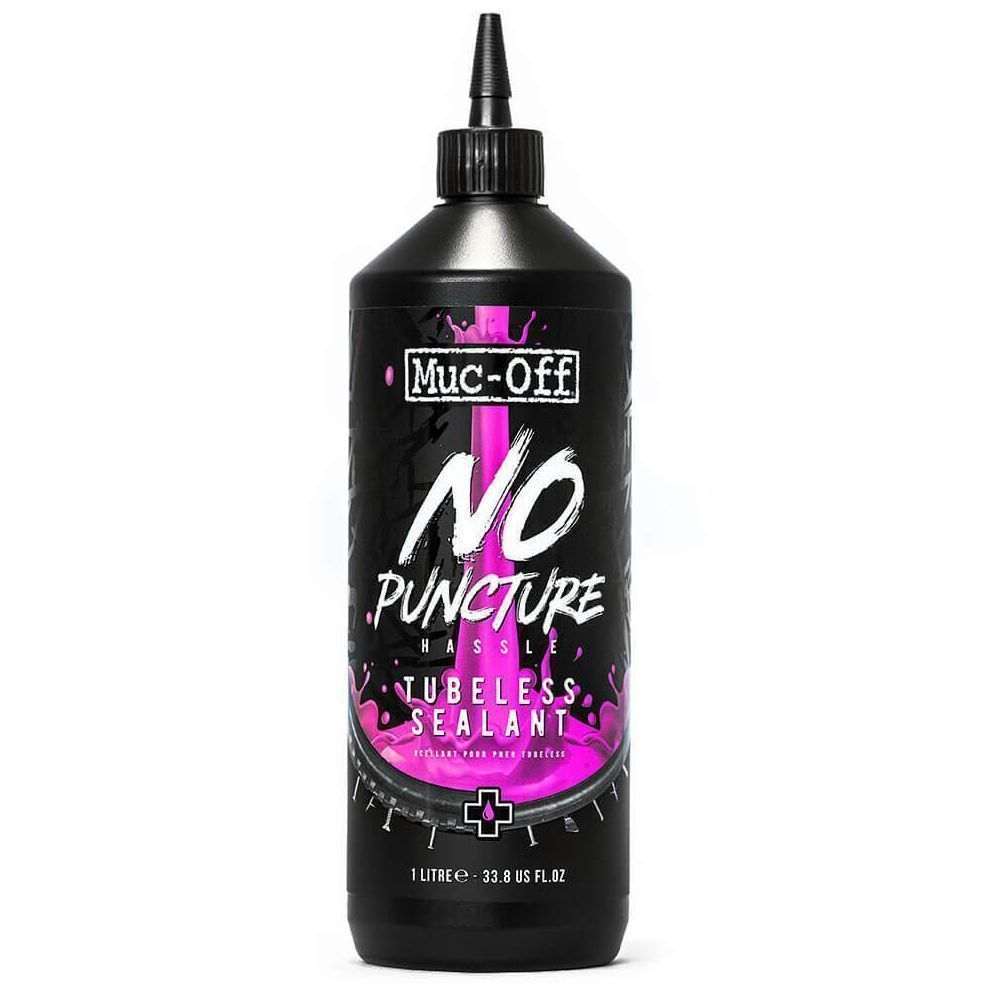 - Tesnilna tekočina Muc-off No Puncture Hassle 1000ml - OPTIBIKE