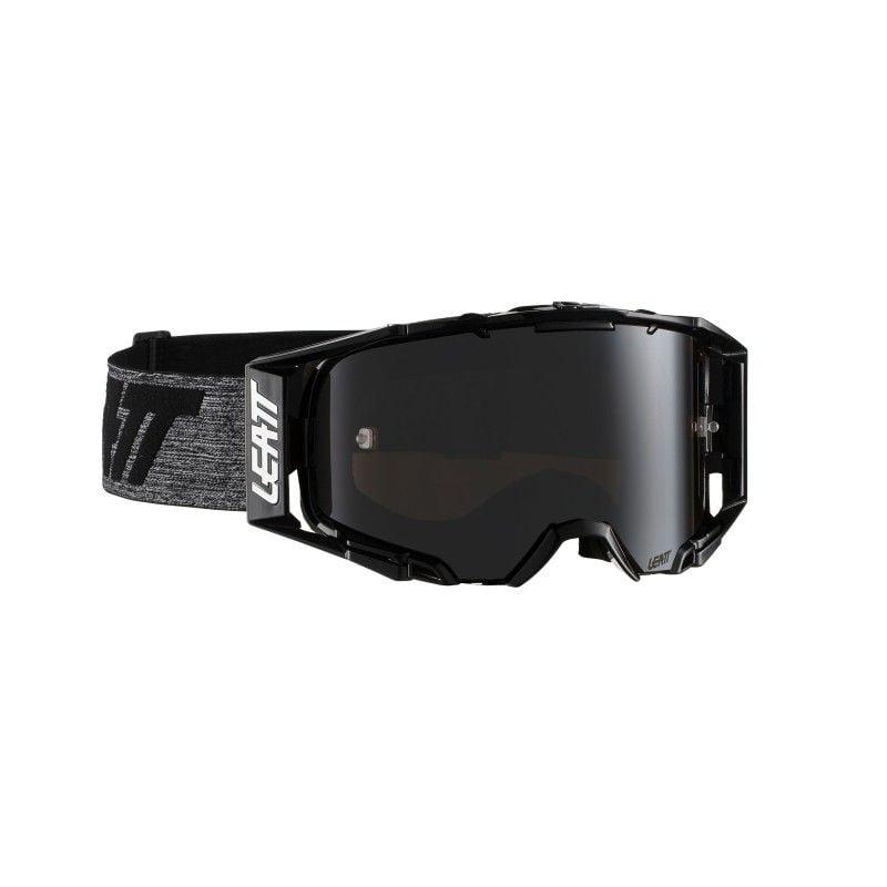 - Očala Leatt Velocity Iriz 6.5 (Bl/Gra Plat 28%) - OPTIBIKE