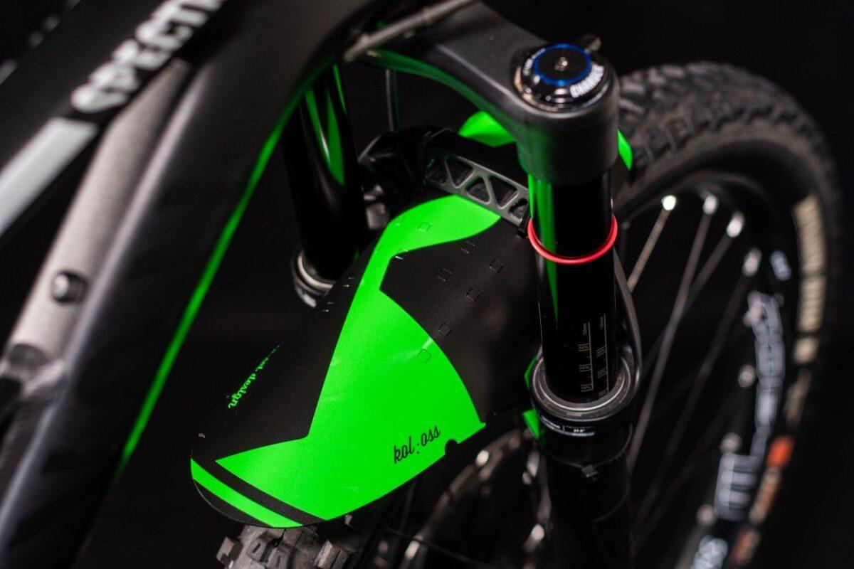 - Blatnik Riesel Design Koloss Green - OPTIBIKE