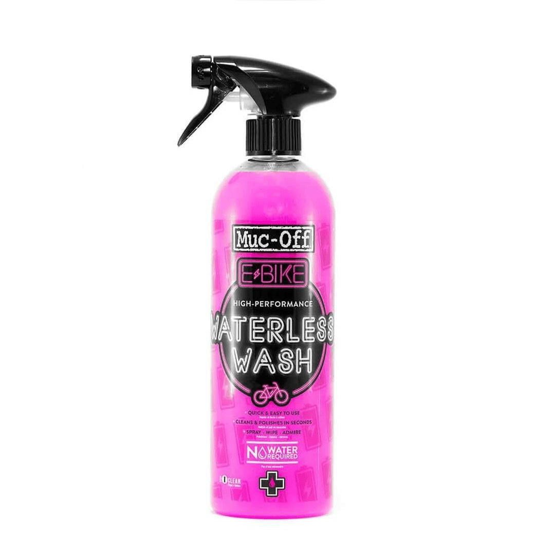 - Muc-Off High Performance E-BIKE Waterless Wash, čisto za čiščenje brez vode - OPTIBIKE