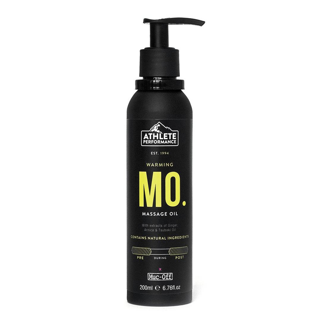 - Muc-Off Warming Massage Oil, olje za masažo in ogrevanje 200ML - OPTIBIKE