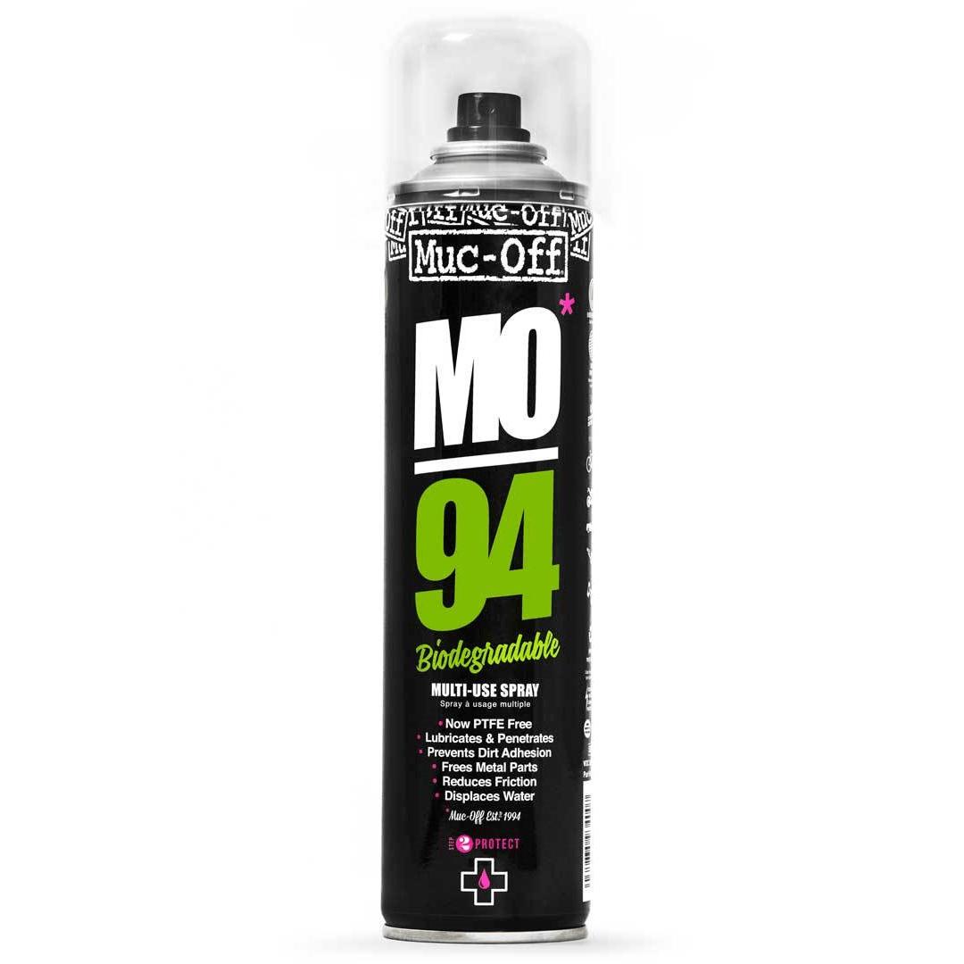 - Muc-off MO-94, univerzalni zaščitni sprej (brez PTFE) - OPTIBIKE