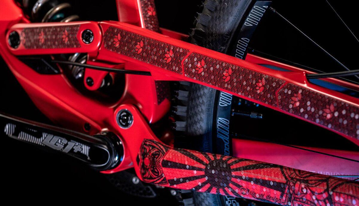 - Riesel Design zaščita verige Chaintape 3000 Japan - OPTIBIKE