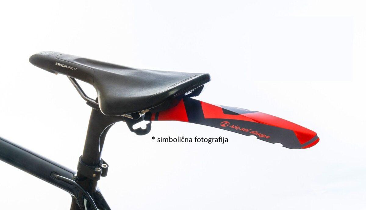 - Zadnji blatnik Riesel Design Ritze Stickerbomb - OPTIBIKE