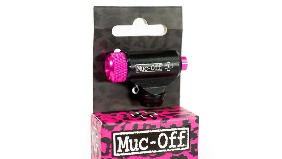 - Muc-Off CO2 tlačilka (za cestna kolesa) - OPTIBIKE