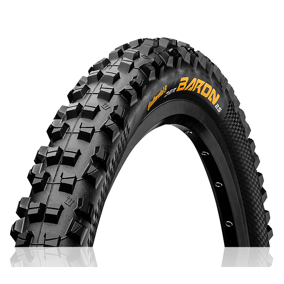 - Continental Der Baron Projekt ProTection Apex BlackChilli 29 x 2.40 - OPTIBIKE