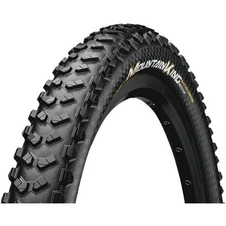 - Continental Mountain King ProTection BlackChilli 27.5 x 2.60 - OPTIBIKE