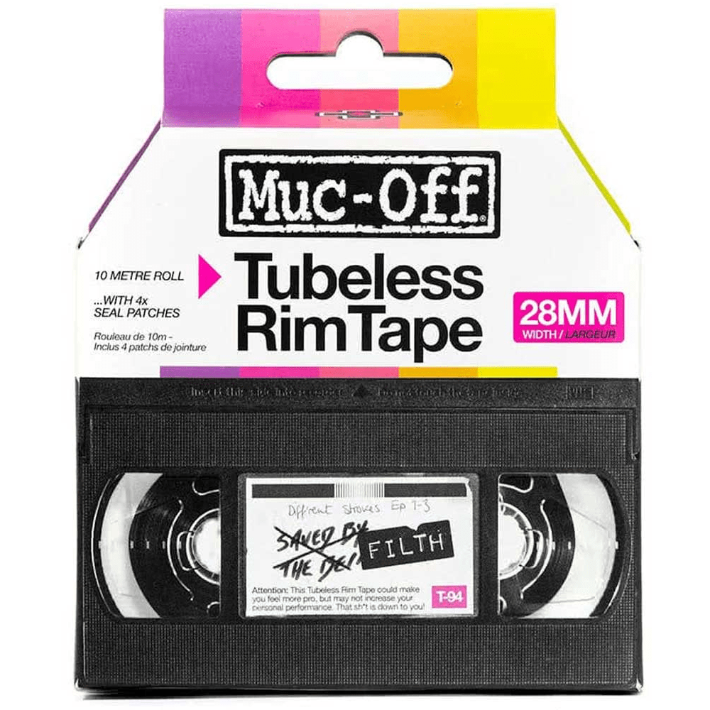 - Muc-Off tubeless trak za obroče 10m x 28mm - OPTIBIKE