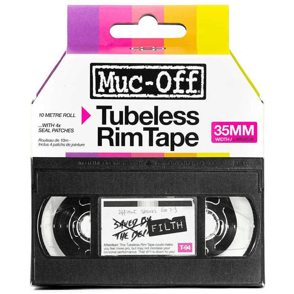- Muc-Off tubeless trak za obroče 10M x 35MM - OPTIBIKE