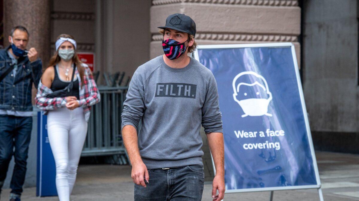 - MUC-OFF zaščitna maska za večkratno uporabo (bolt) - OPTIBIKE