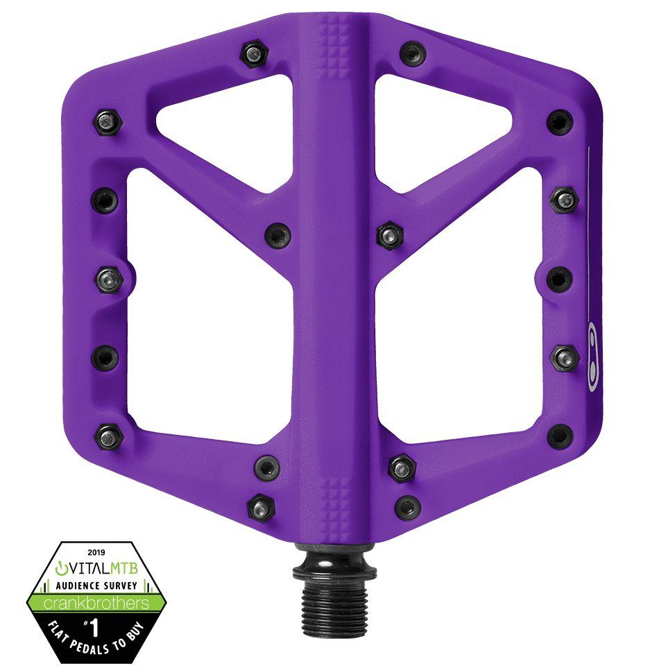 - MTB pedala Crank Brothers Stamp 1 (vijolični) - OPTIBIKE