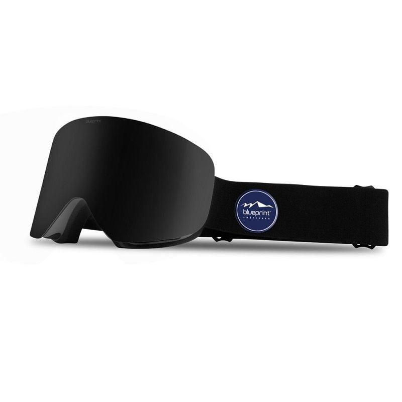 - Smučarska očala Blueprint BSG3 Black X - OPTIBIKE