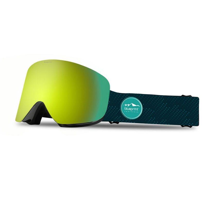 - Smučarska očala Blueprint BSG3 Lemon X - OPTIBIKE