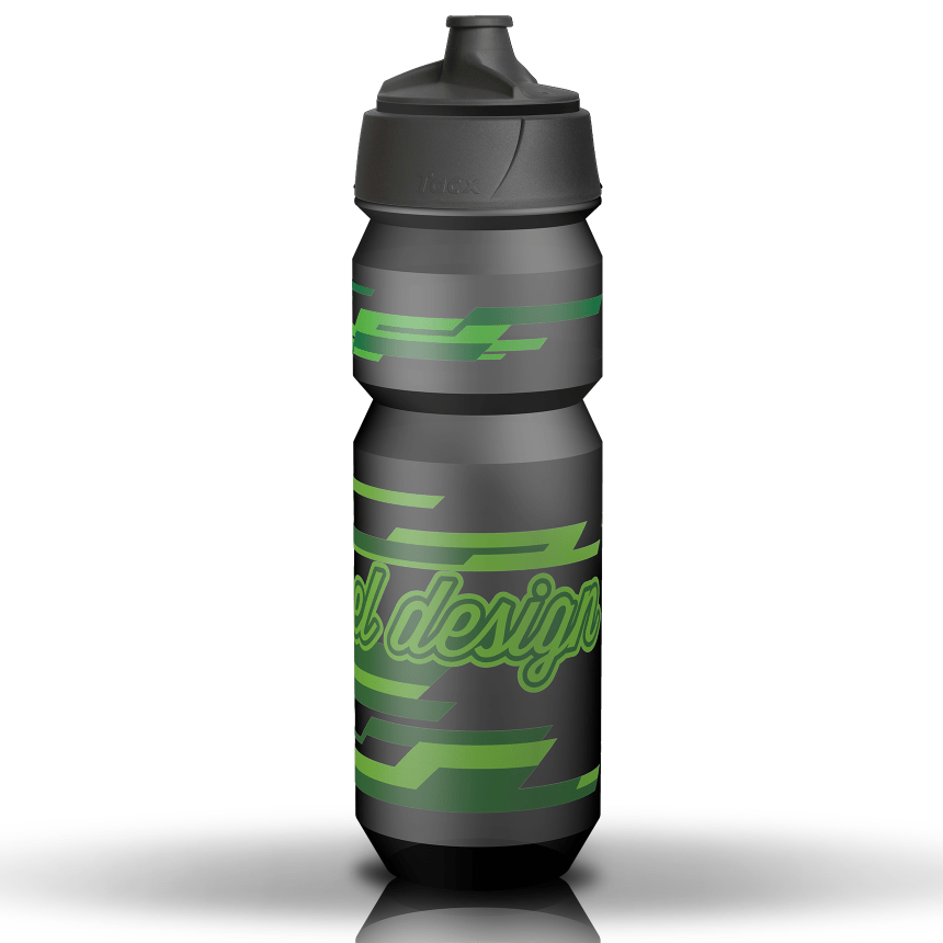 - Bidon Riesel Design Bottle 750ML Landscape Green - OPTIBIKE