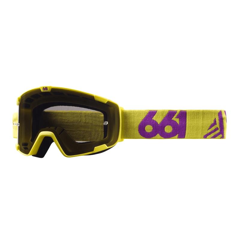 - Očala 661 Radia Goggles Dazzle Yellow - OPTIBIKE