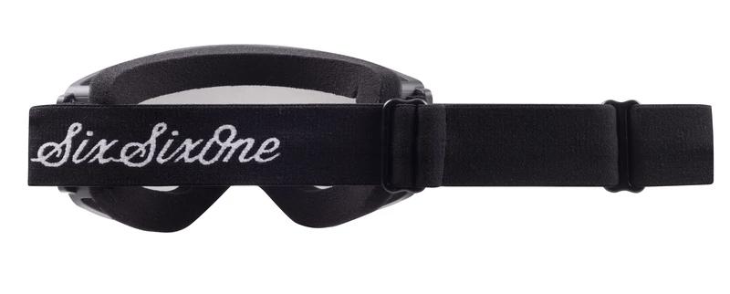 - Očala 661 Radia Goggles Script Black - OPTIBIKE