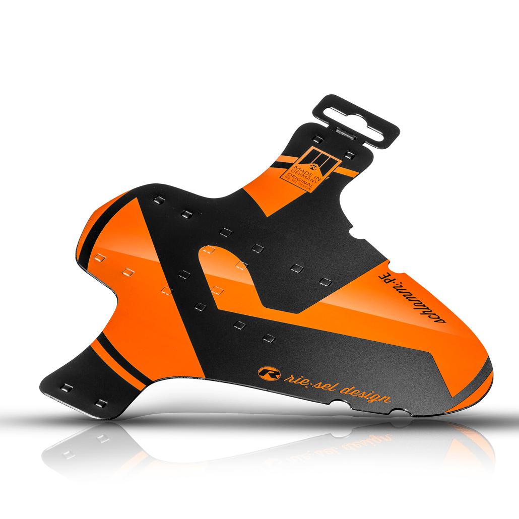 - Blatnik Riesel Design Schlamm Orange - OPTIBIKE