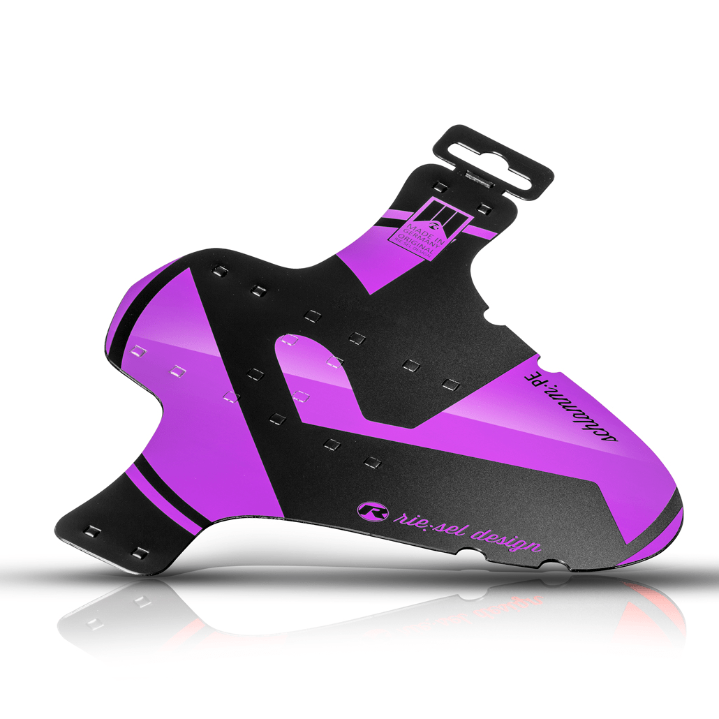 - Blatnik Riesel Design Schlamm Purple - OPTIBIKE