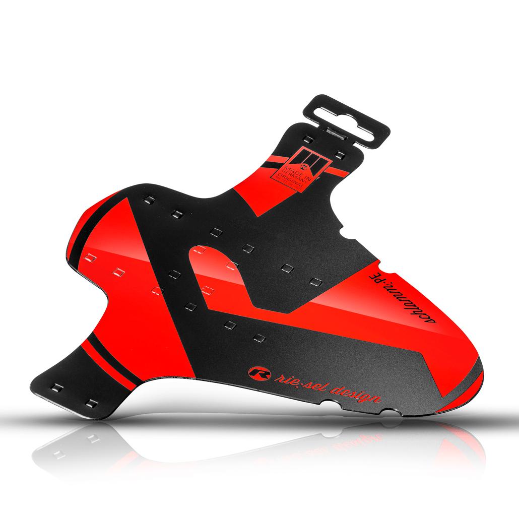 - Blatnik Riesel Design Schlamm Red - OPTIBIKE