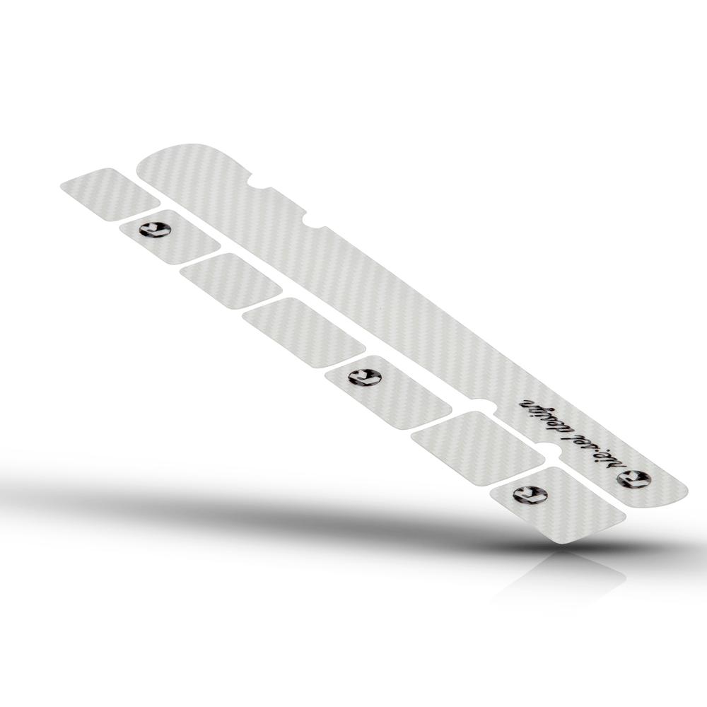 - Riesel Design zaščita verige Chainguard Carbon Clear - OPTIBIKE