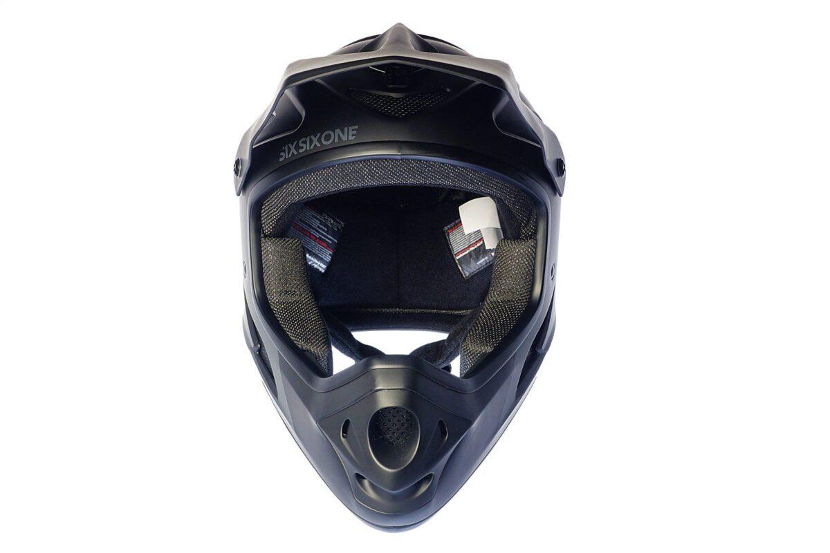 - Fullface čelada SixSixOne Comp Rental Black - LARGE - OPTIBIKE