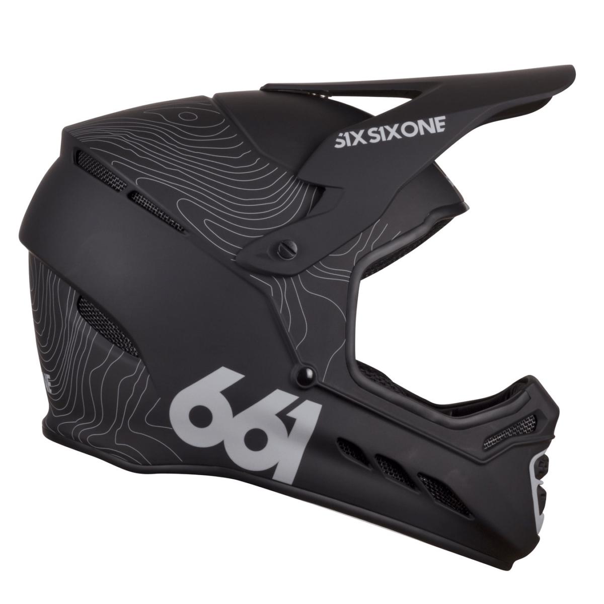 - Fullface čelada SixSixOne Reset MIPS Contour Black - XL - OPTIBIKE