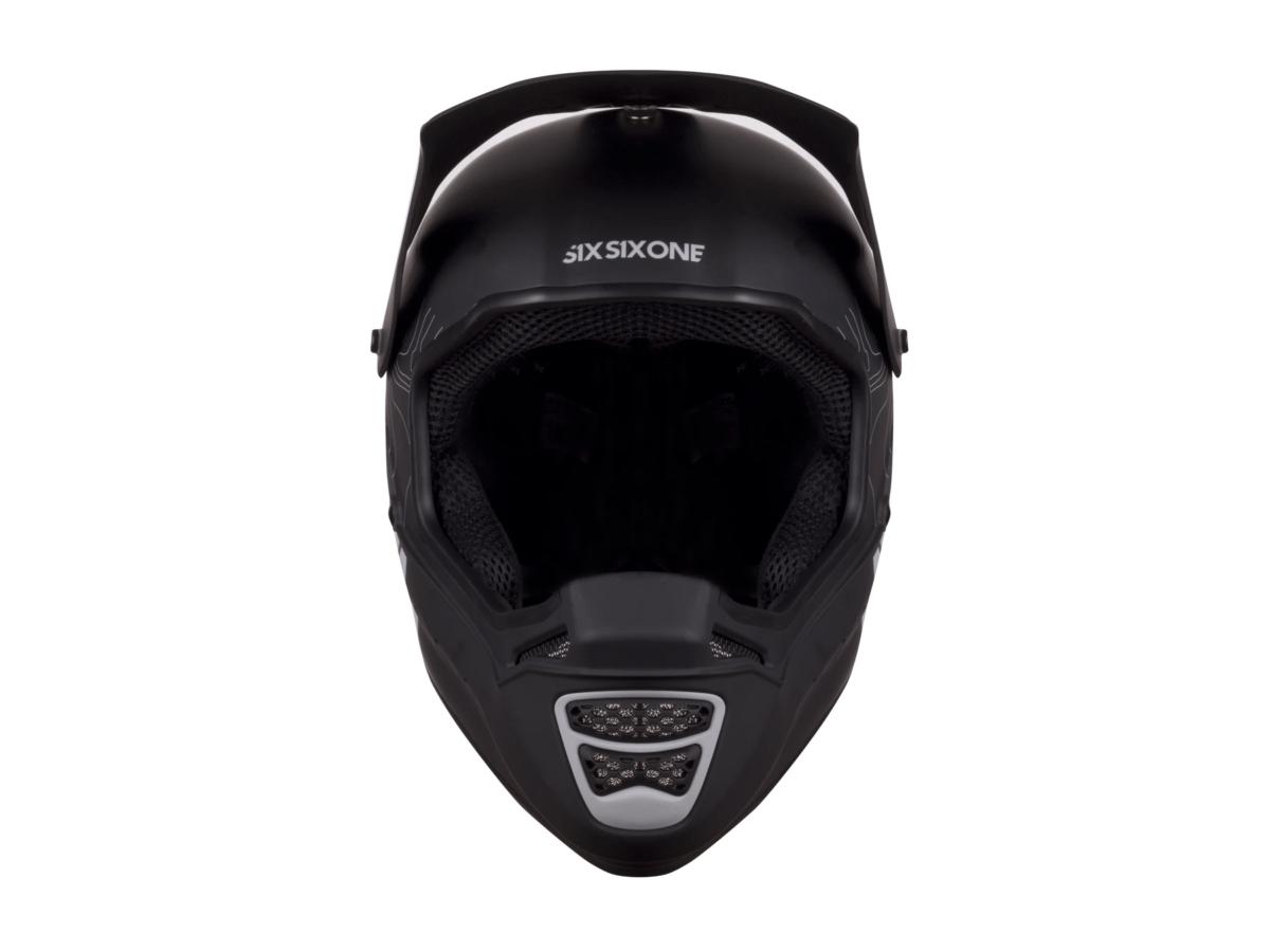 - Fullface čelada SixSixOne Reset Contour Black - OPTIBIKE