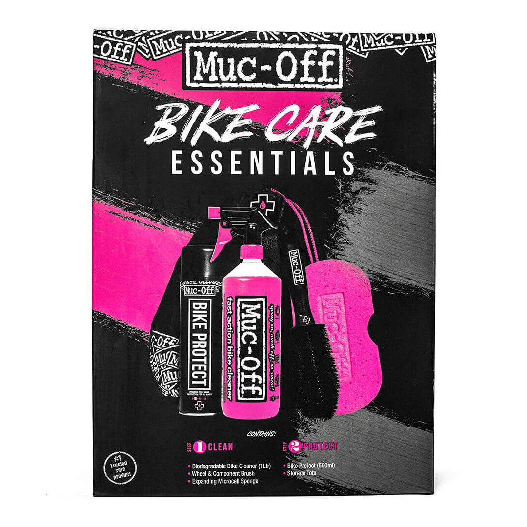 - Muc-Off Bike Care Essentials Kit - OPTIBIKE