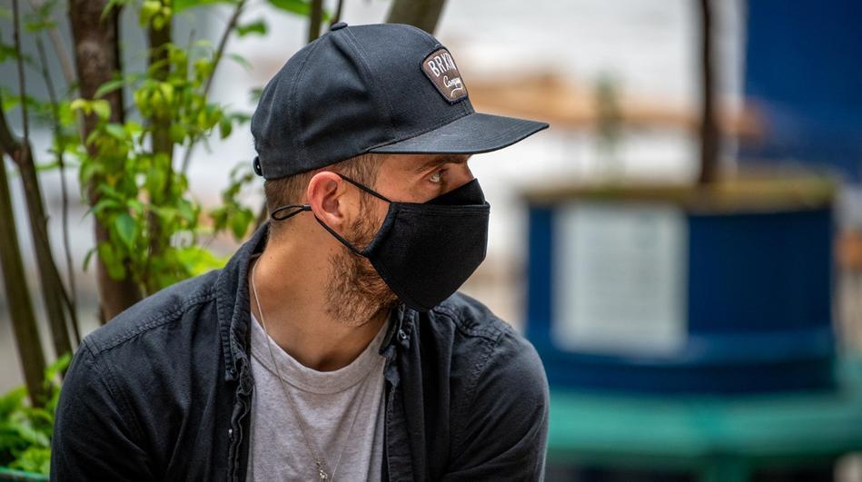 - MUC-OFF zaščitna maska za večkratno uporabo (filth) - OPTIBIKE